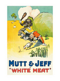 Mutt and Jeff - White Meat