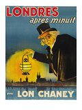 "London after Midnight ""Londres Apres Monuit"""