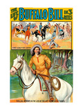 The Life of Buffalo Bill in 3 Reels