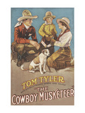 The Cowboy Musketeer
