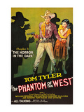 The Phantom of the West - Horror in the Dark