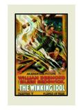 The Winking Idol