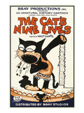 The Cat's Nine Lives