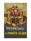 """The Fourth Alarm - """"Our Gang"""""""