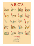 Kate Greenaway&#39;s ABC&#39;s