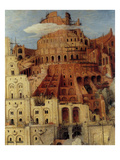 Tower of Babel - Detail