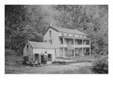 Rip Van Winkle House  Sleepy Hollow  Catskill Mountains  NY