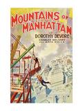 Mountains of Manhattan