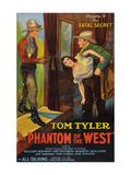 The Phantom of the West - Fatal Secret