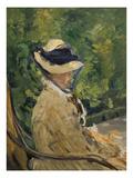 Madame Manet (Née Suzanne Leenhoff