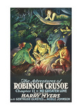 Robinson Crusoe - No Greater Love