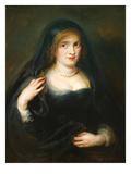 Portrait of a Woman  Susanna Lunden  Froument