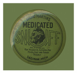 Bruno Martini&#39;s Medicated Snuff