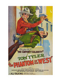 The Phantom of the West - Canyon of Calamity
