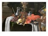 A Banqueting Scene - Still Life