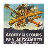 Scotty of the Scouts - Plunge of Doom