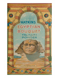 Watkins Egyptian Bouquet Talcum Powder