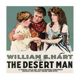 The Desert Man