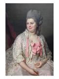 Madame De Saint-Maurice