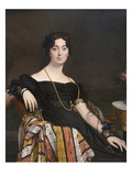 Madame Jacques-Louis Leblanc (N&#233;e Fran&#231;oise Poncelle 