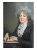 Madame Jean Baptiste Nicolet (Anne Antoinette Desmoulins  1743–1817)