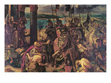 Crusaders Entering Constantinople