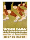 John Bull Fussballstiefel