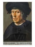 Jacob Willemsz Van Veen (1456–1535)  the Artist's Father  1532