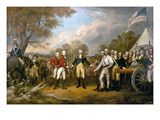 Surrender of General Burgoyne