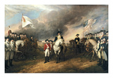Surrender of General Cornwallis