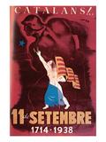 Catalans - September 11  1714 - 1938