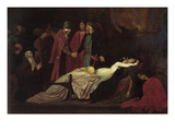 The Reconciliation of the Montague's and Capulet's over the Dead Bodies of Romeo and Juliet