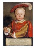Edward Vi  Prince of Wales