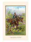 "West Prussian Uhlans ""Emperor Alexander"" of Russia - 1st Regiment"