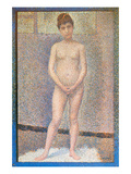 Nude Study Standing