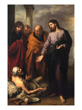 Christ Heals the Paralytic