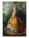 The Empress Eugénie (Eugénie De Montijo  1826–1920  Condesa De Teba)