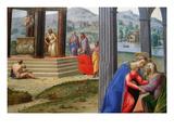 Scenes from the Life of Saint John the Baptist  Ca 1511