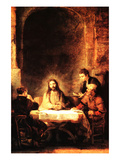 Christ in Emmaus