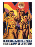 Unity of the People's Army Will Be the Weapon of Victory