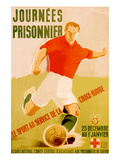 Journees Prisonnier - Red Cross Soccer