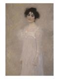 Serena Pulitzer Lederer (1867–1943) Reproduction d'art par Gustav Klimt