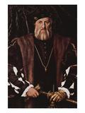Charles De Solier Portrait