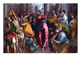Christ Drives the Dealers from the Temple