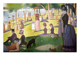 Sunday Afternoon on the Island of La Grand Jatte