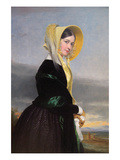 Euphemia White Van Rensselaer  1842