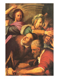 Christ Drives Out Money Changers