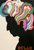 Dylan Reproductions de collection premium par Milton Glaser