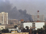 Gulf War Iraq 1991 Baghdad Destruction