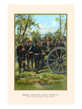 Von Clausewitz - Upper Silesian Cannon Drill of the 21st Field Artillery